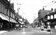 Surbiton, Victoria Road c1955