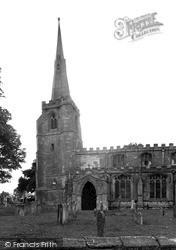 Surfleet, St Laurence's Church c.1955