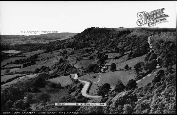 Sutton Bank photo