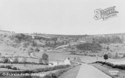From Below c.1960, Sutton Bank
