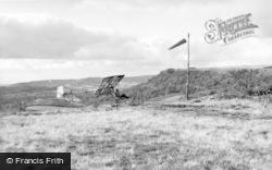 Gliding c.1960, Sutton Bank