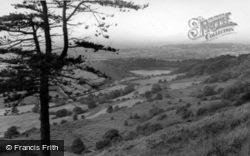Lake Gomire c.1960, Sutton Bank