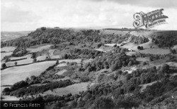 Looking North c.1960, Sutton Bank