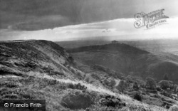 Looking South c.1960, Sutton Bank
