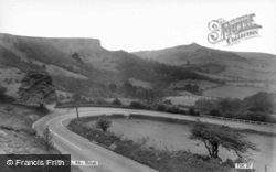 The Hairpin Bend c.1960, Sutton Bank