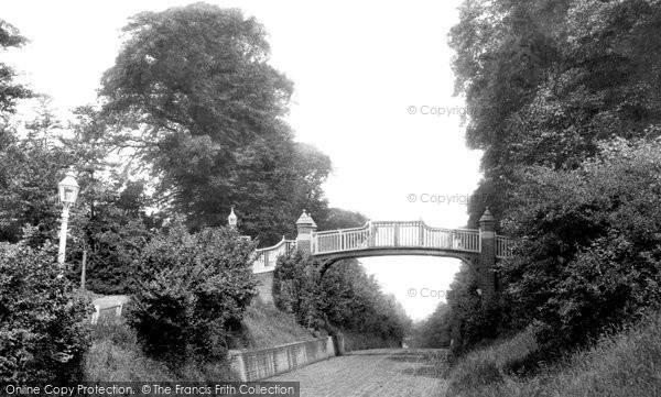 Sutton, Benhilton Bridge 1894