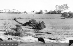 The Reservoir c.1960, Sutton Bingham
