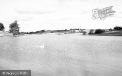 Sutton Bingham, The Reservoir c.1960
