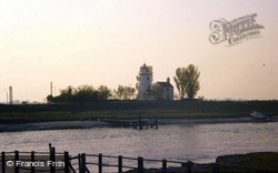 Sutton Bridge, Lighthouse 1989