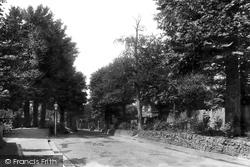 Sutton, Cheam Road 1900