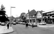 Sutton Coldfield, Birmingham Road c1965