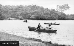 Sutton Coldfield, Blackroot Pool c.1950