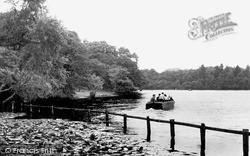 Sutton Coldfield, Blackroot Pool c.1955