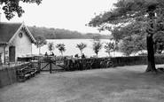 Sutton Coldfield, Bracebridge Pool, Sutton Park c1955