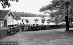 Sutton Coldfield, Bracebridge Pool, Sutton Park c.1955
