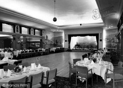 Sutton Coldfield, Dorchester Suite, Penns Hall Hotel c.1965