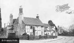 Sutton Coldfield, Maney Corner c.1880