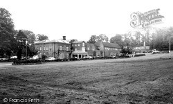 Sutton Coldfield, Penns Hall Hotel c.1965