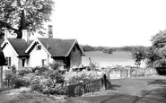 Sutton Coldfield, Sutton Park, Bracebridge Pool c1960