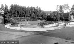 Sutton Coldfield, The Boddington Garden c.1950
