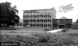 Sutton Coldfield, The College Of Further Education c.1965