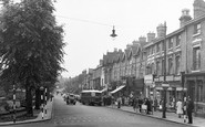 Sutton Coldfield, the Parade 1949