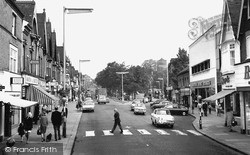 Sutton Coldfield, The Parade 1965