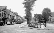 Sutton Coldfield, the Parade c1949