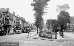 Sutton Coldfield, The Parade c.1949
