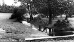 Sutton Coldfield, The Park c.1960