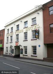 Sutton Coldfield, Three Tuns Hotel, High Street 2005