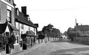 Sutton Courtenay, High Street c1955
