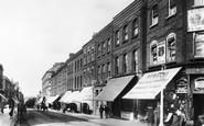 Sutton, High Street 1902
