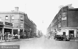 Sutton, High Street c.1950
