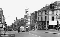 Sutton, High Street c.1955