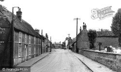 Sutton, High Street c.1955