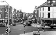 Sutton, High Street c1965
