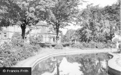 Sutton In Craven, Sutton Park c.1965, Sutton-In-Craven