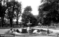 Sutton, Manor Park 1932