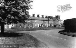 Sutton-on-The-Forest, Corner, Main Street c.1960