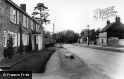 Main Street c.1960, Sutton-on-The-Forest