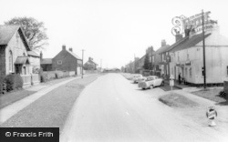 Rose And Crown c.1960, Sutton-on-The-Forest