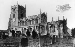 Sutton-on-Trent, All Saints Church 1909, Sutton On Trent