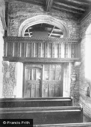 Sutton-on-Trent, All Saints Church, Meering Chapel 1913, Sutton On Trent
