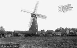 Sutton-on-Trent, Bingham's Mill 1913, Sutton On Trent