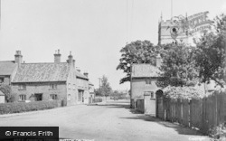 Sutton-on-Trent, Church Street c.1955, Sutton On Trent