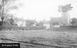 Sutton-on-Trent, General View 1913, Sutton On Trent