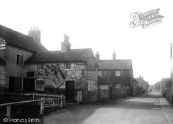 Sutton-on-Trent, High Street 1913, Sutton On Trent