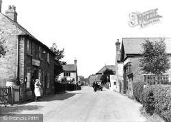 Sutton-on-Trent, High Street c.1955, Sutton On Trent