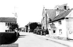 Sutton-on-Trent, High Street c.1960, Sutton On Trent